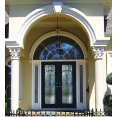 Large Arched Panes